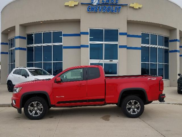 2019 Chevrolet Colorado Extended Cab 4x4, Pickup #LN1051 - photo 1