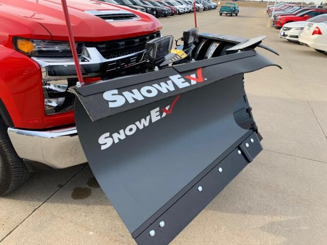 2020 Silverado 2500 Crew Cab 4x4, SnowEx Pickup #LN1260 - photo 9
