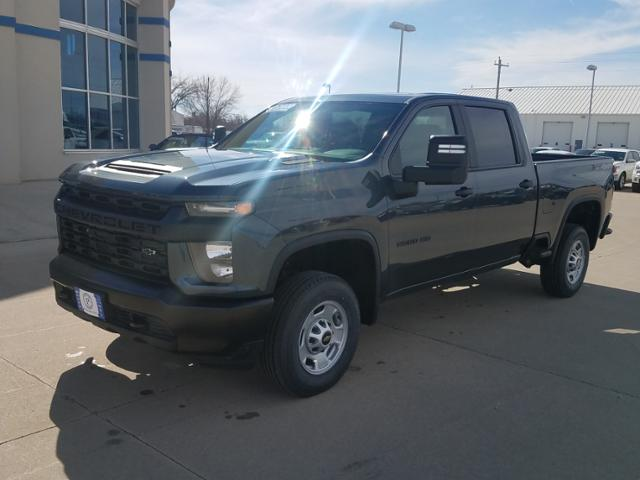2020 Silverado 2500 Crew Cab 4x4, Pickup #LN1290 - photo 5