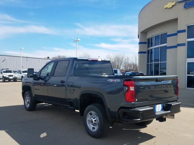 2020 Silverado 2500 Crew Cab 4x4, Pickup #LN1290 - photo 2