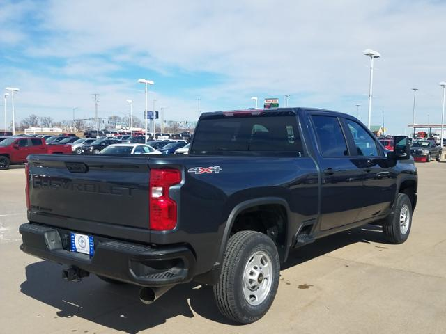 2020 Silverado 2500 Crew Cab 4x4, Pickup #LN1290 - photo 7
