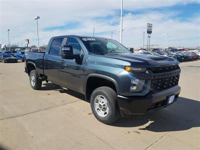 2020 Silverado 2500 Crew Cab 4x4, Pickup #LN1290 - photo 3