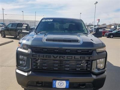 2020 Silverado 2500 Crew Cab 4x4, Pickup #LN1290 - photo 4