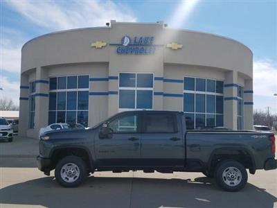 2020 Silverado 2500 Crew Cab 4x4, Pickup #LN1290 - photo 1