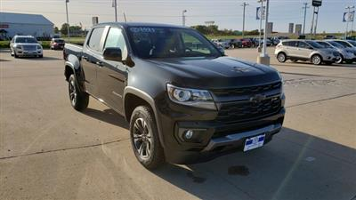 2021 Chevrolet Colorado Crew Cab 4x4, Pickup #LN1376 - photo 1