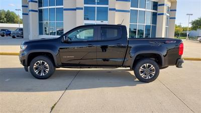 2021 Chevrolet Colorado Crew Cab 4x4, Pickup #LN1376 - photo 13