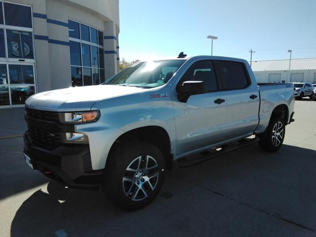 2020 Chevrolet Silverado 1500 Crew Cab 4x4, Pickup #LN1404 - photo 4