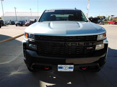 2020 Chevrolet Silverado 1500 Crew Cab 4x4, Pickup #LN1404 - photo 3