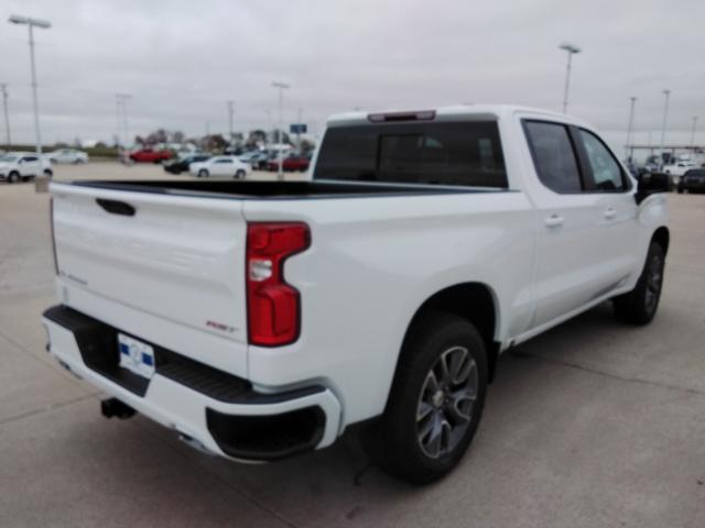 2021 Chevrolet Silverado 1500 Crew Cab 4x4, Pickup #LN1408 - photo 7