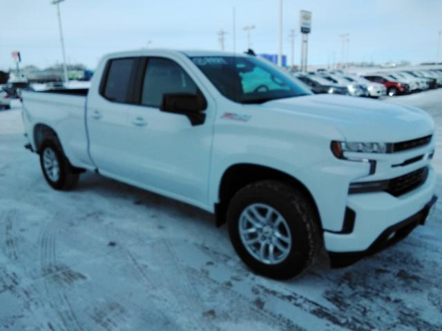 2021 Chevrolet Silverado 1500 Double Cab 4x4, Pickup #LN1482 - photo 1