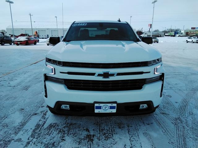 2021 Chevrolet Silverado 1500 Double Cab 4x4, Pickup #LN1482 - photo 3