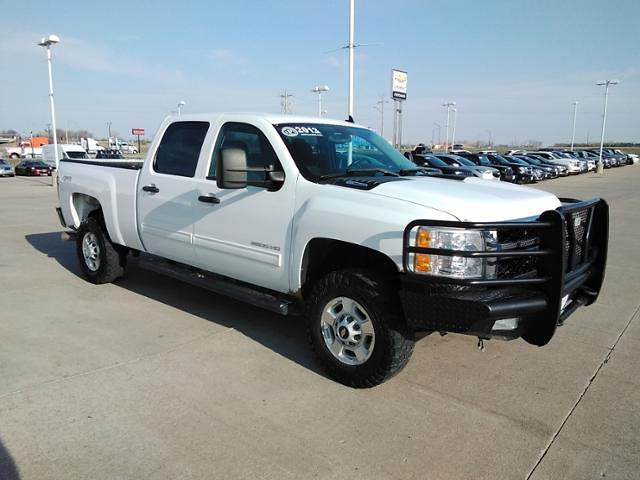 2013 Chevrolet Silverado 2500 Crew Cab 4x4, Pickup #LN1516A - photo 1