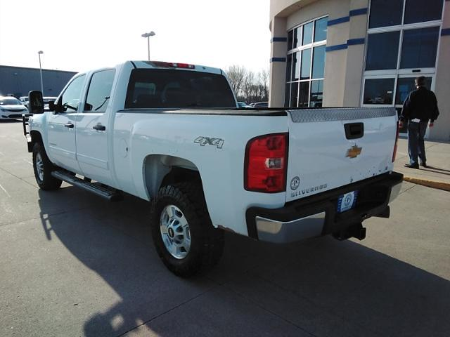 2013 Chevrolet Silverado 2500 Crew Cab 4x4, Pickup #LN1516A - photo 6