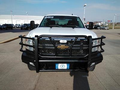 2013 Chevrolet Silverado 2500 Crew Cab 4x4, Pickup #LN1516A - photo 3