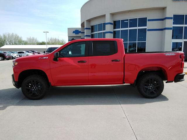2021 Chevrolet Silverado 1500 Crew Cab 4x4, Pickup #LN1562 - photo 28