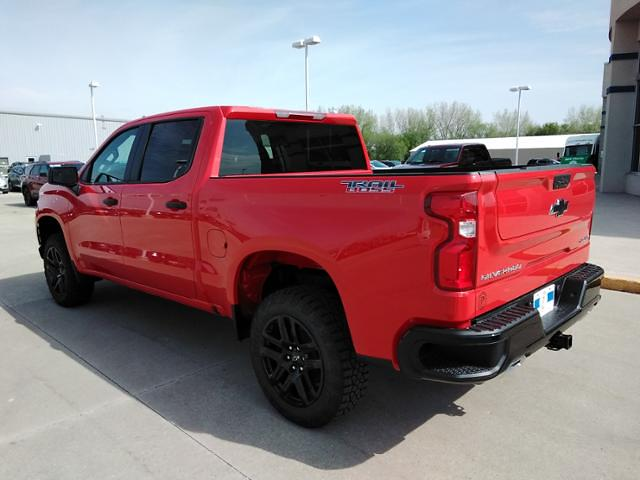 2021 Chevrolet Silverado 1500 Crew Cab 4x4, Pickup #LN1562 - photo 29