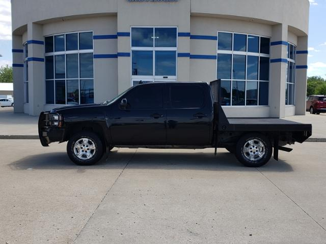2007 Chevrolet Silverado 1500 Crew Cab 4x4, Platform Body #LU1988A - photo 6