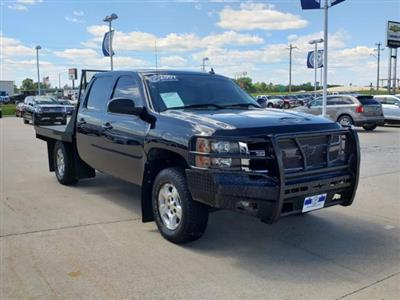 2007 Chevrolet Silverado 1500 Crew Cab 4x4, Platform Body #LU1988A - photo 1