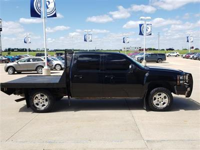 2007 Chevrolet Silverado 1500 Crew Cab 4x4, Platform Body #LU1988A - photo 3