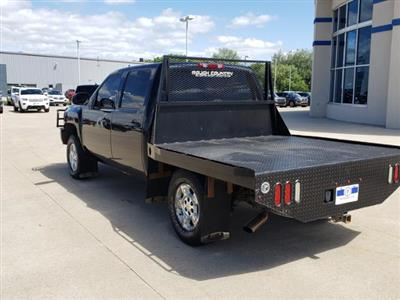 2007 Chevrolet Silverado 1500 Crew Cab 4x4, Platform Body #LU1988A - photo 5