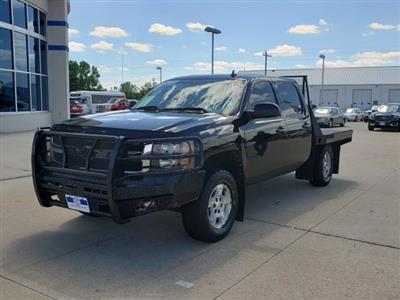 2007 Chevrolet Silverado 1500 Crew Cab 4x4, Platform Body #LU1988A - photo 7