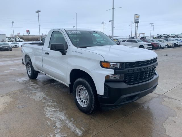 2019 Silverado 1500 Regular Cab 4x4, Pickup #LU2018 - photo 1