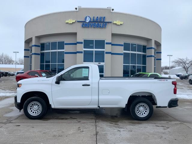 2019 Silverado 1500 Regular Cab 4x4, Pickup #LU2018 - photo 5