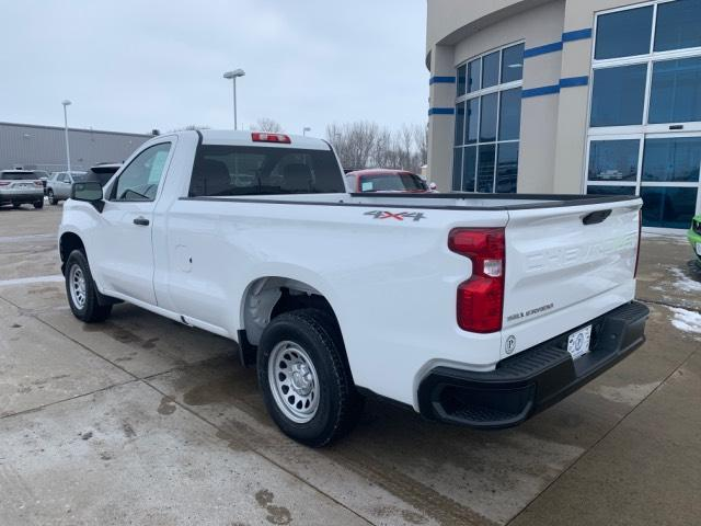 2019 Silverado 1500 Regular Cab 4x4, Pickup #LU2018 - photo 6