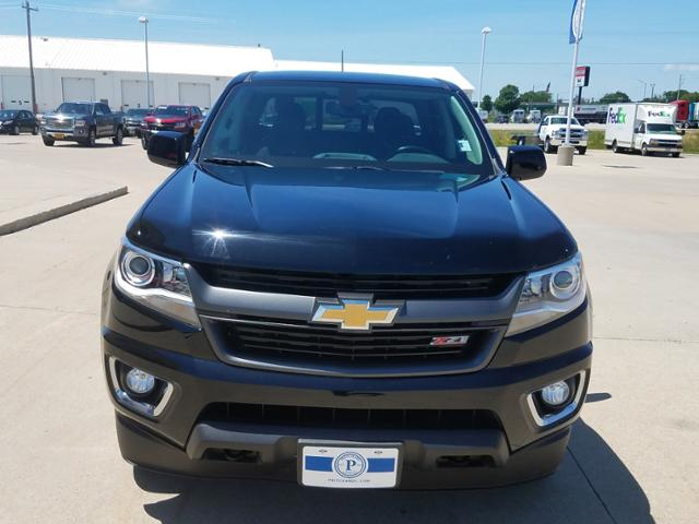 2019 Chevrolet Colorado Crew Cab 4x4, Pickup #LU2295 - photo 3