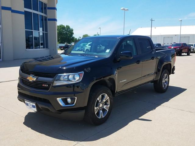 2019 Chevrolet Colorado Crew Cab 4x4, Pickup #LU2295 - photo 4