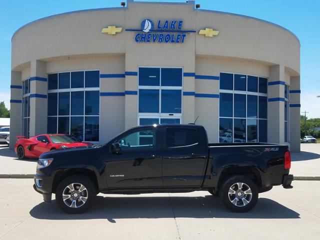 2019 Chevrolet Colorado Crew Cab 4x4, Pickup #LU2295 - photo 5