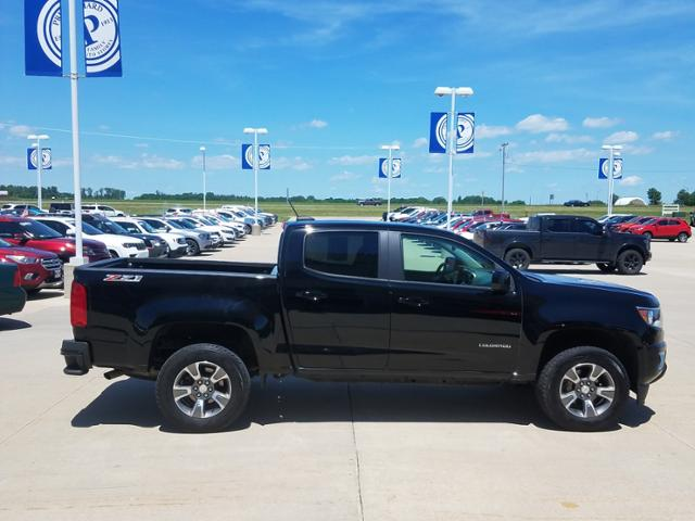 2019 Chevrolet Colorado Crew Cab 4x4, Pickup #LU2295 - photo 8