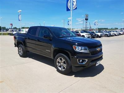 2019 Chevrolet Colorado Crew Cab 4x4, Pickup #LU2295 - photo 1