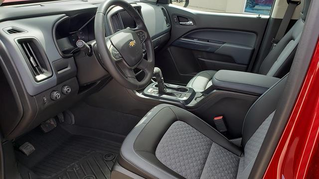 2021 Chevrolet Colorado Crew Cab 4x4, Pickup #LU3004 - photo 13