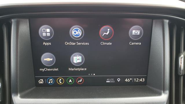 2021 Chevrolet Colorado Crew Cab 4x4, Pickup #LU3004 - photo 24
