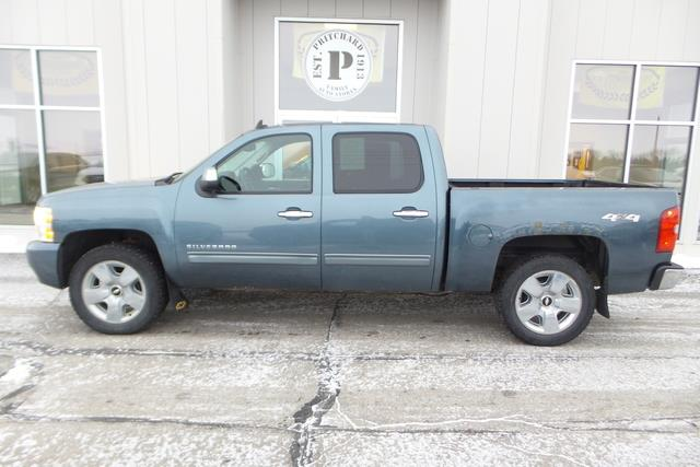 2010 Chevrolet Silverado 1500 Crew Cab 4x4, Pickup #T3049B - photo 7