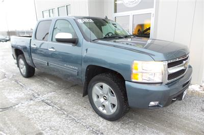 2010 Chevrolet Silverado 1500 Crew Cab 4x4, Pickup #T3049B - photo 1