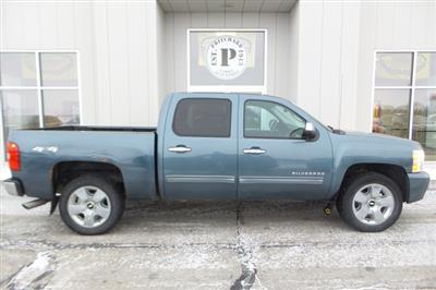 2010 Chevrolet Silverado 1500 Crew Cab 4x4, Pickup #T3049B - photo 4
