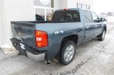 2010 Chevrolet Silverado 1500 Crew Cab 4x4, Pickup #T3049B - photo 2