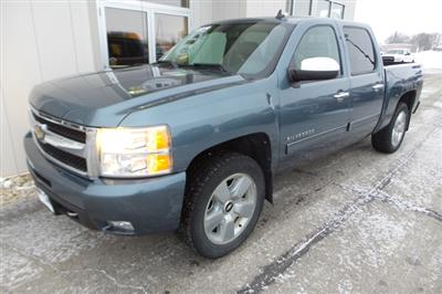 2010 Chevrolet Silverado 1500 Crew Cab 4x4, Pickup #T3049B - photo 8