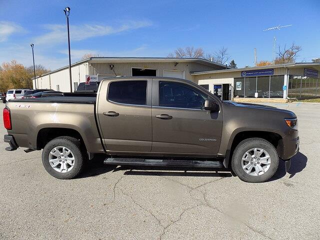 2016 Chevrolet Colorado Crew Cab 4x4, Pickup #U1318A - photo 4