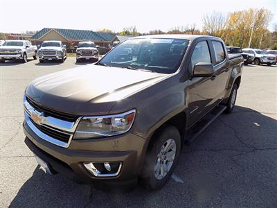 2016 Chevrolet Colorado Crew Cab 4x4, Pickup #U1318A - photo 8