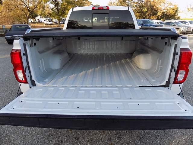 2016 Silverado 1500 Crew Cab 4x4, Pickup #U1481A - photo 25