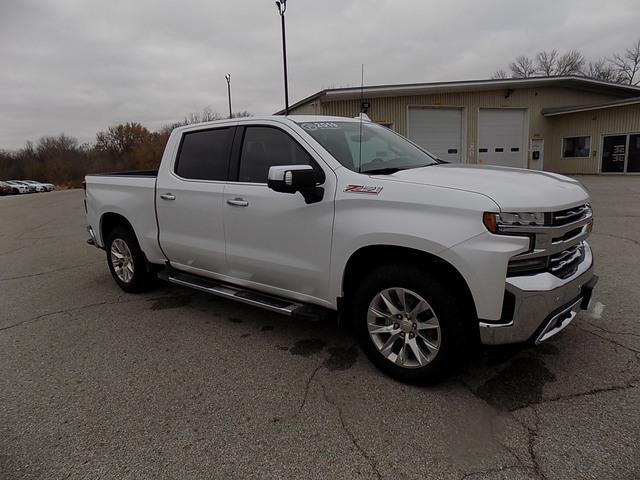 2019 Chevrolet Silverado 1500 Crew Cab 4x4, Pickup #U1741A - photo 1
