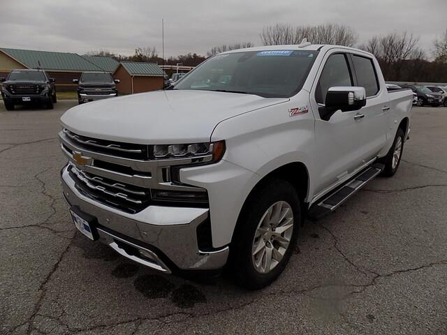 2019 Chevrolet Silverado 1500 Crew Cab 4x4, Pickup #U1741A - photo 22