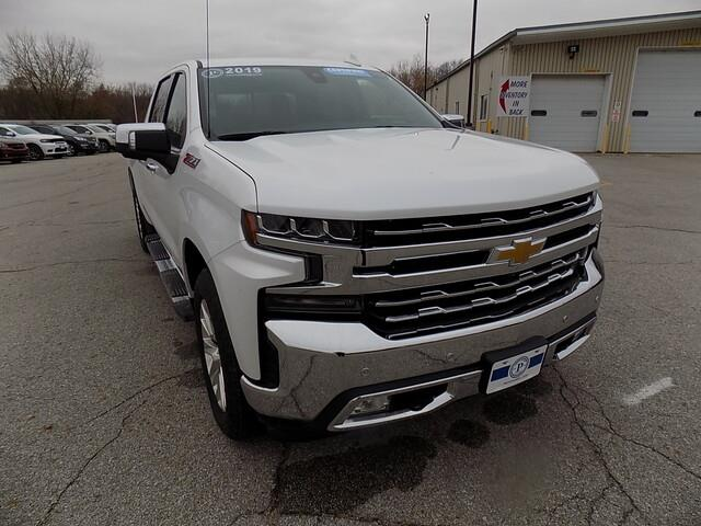 2019 Chevrolet Silverado 1500 Crew Cab 4x4, Pickup #U1741A - photo 8