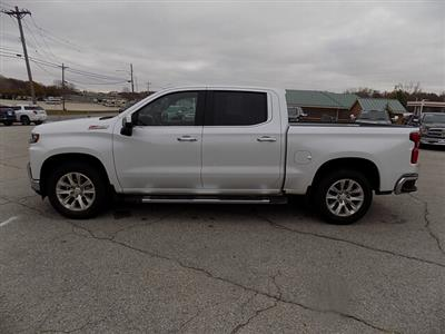 2019 Chevrolet Silverado 1500 Crew Cab 4x4, Pickup #U1741A - photo 10