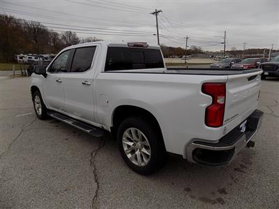 2019 Chevrolet Silverado 1500 Crew Cab 4x4, Pickup #U1741A - photo 9