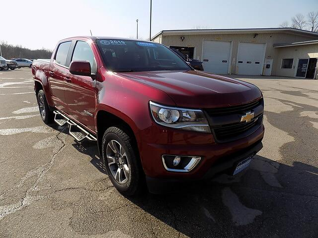 2019 Chevrolet Colorado Crew Cab 4x4, Pickup #U1810B - photo 1