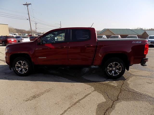 2019 Chevrolet Colorado Crew Cab 4x4, Pickup #U1810B - photo 7
